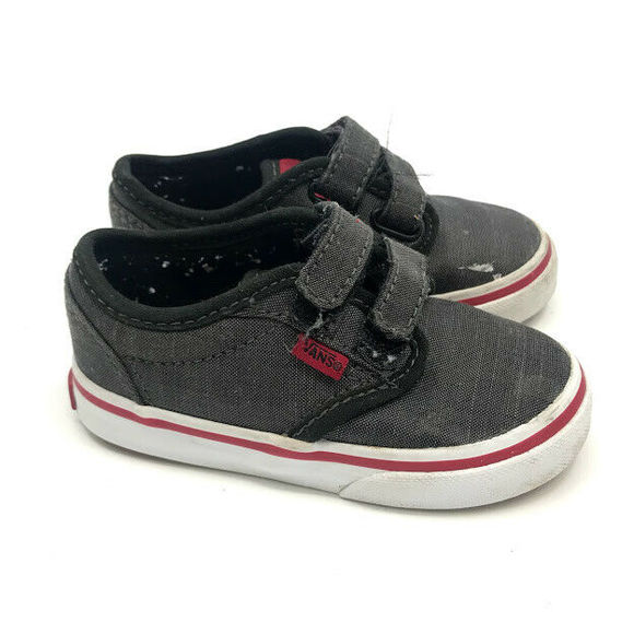VANS Other - VANS Off The Wall Toddler US 6 Sneaker Shoes
